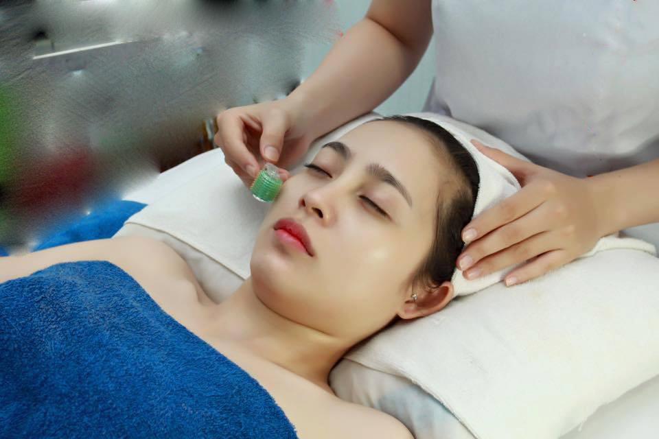 chăm sóc da mặt tại rạch giá